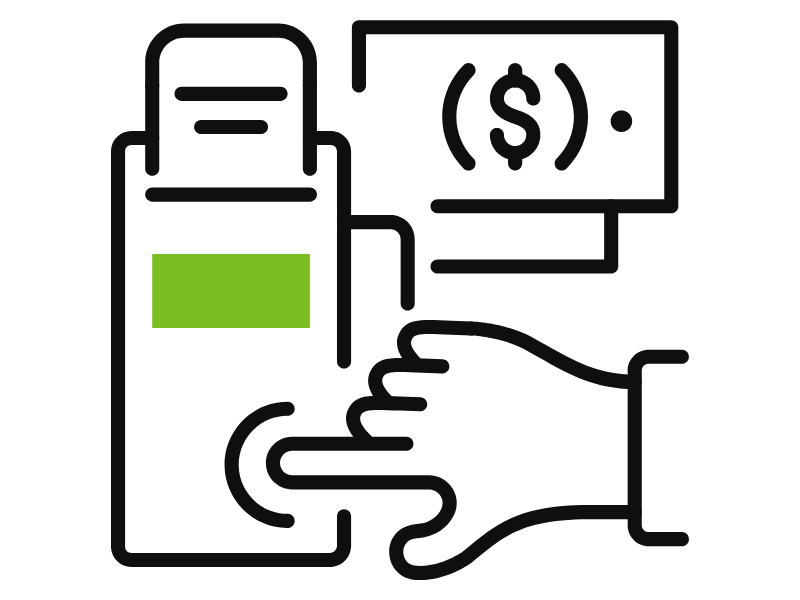 A fully integrated payment system