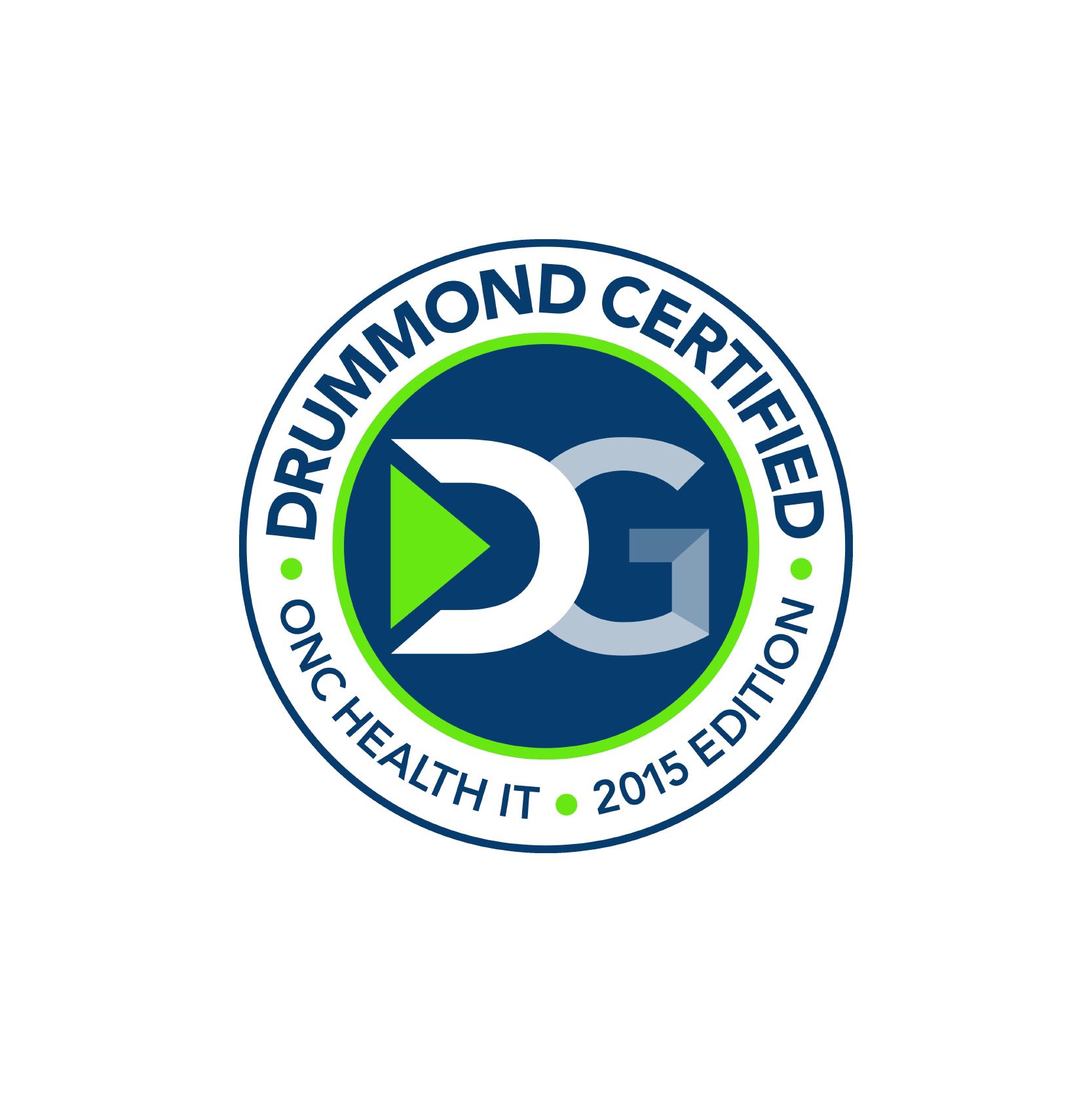 Awards_Drummond Certified 2015
