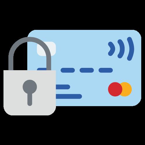 Keep card data secure